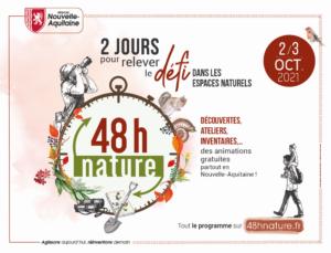 A la découverte du coteau de Chauvignac, un site des Échappées Nature ! Les 48 heures Nature @ coteau de Chauvignac | Chenac-Saint-Seurin-d'Uzet | Nouvelle-Aquitaine | France