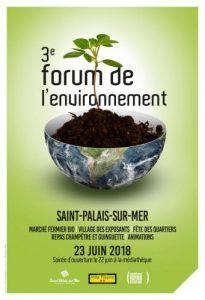 Forum de l'environnement de Saint Palais sur mer @ lac Raymond Vignes | Saint-Palais-sur-Mer | France