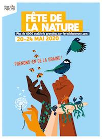Fête de la Nature 2020, Echappée Nature au coteau de Chauvignac ! @ coteau de Chauvignac | Chenac-Saint-Seurin-d'Uzet | Nouvelle-Aquitaine | France