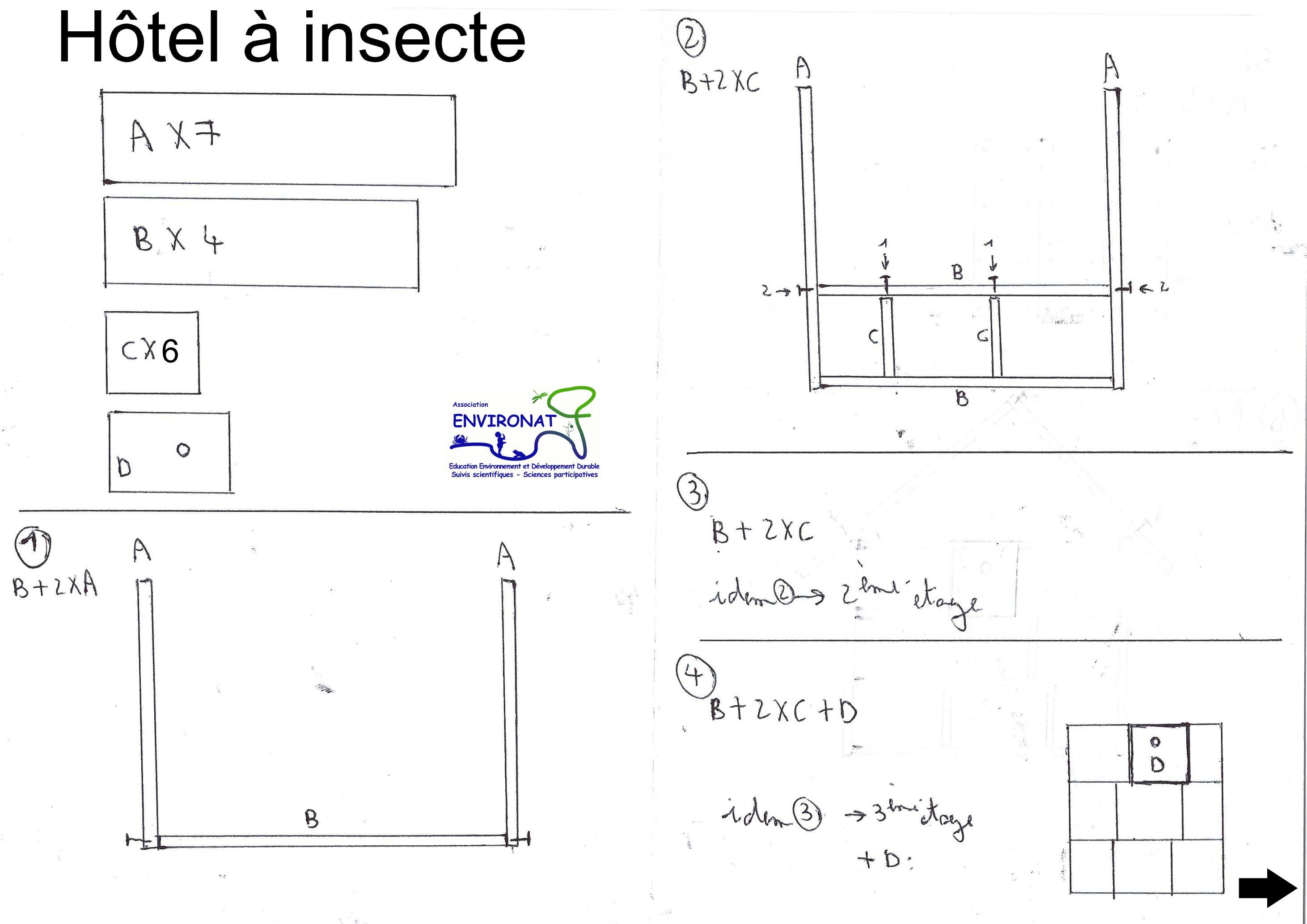 Hotel A Insecte Fabrication construire et installer un hôtel à insecte – environat