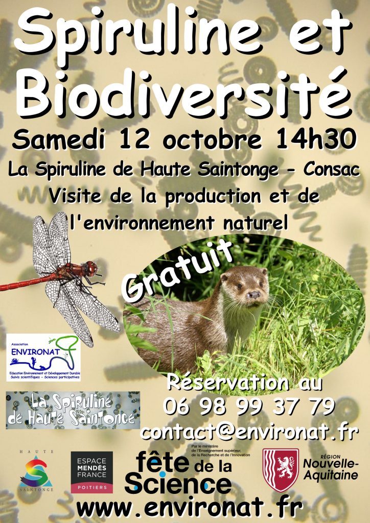 affiche fete de la science