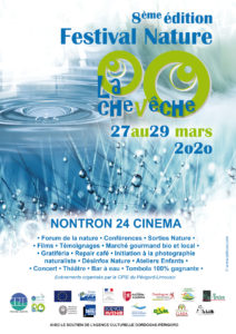 Festival Nature La Chevêche 2020 @ Nontron   Nontron   Nouvelle-Aquitaine   France